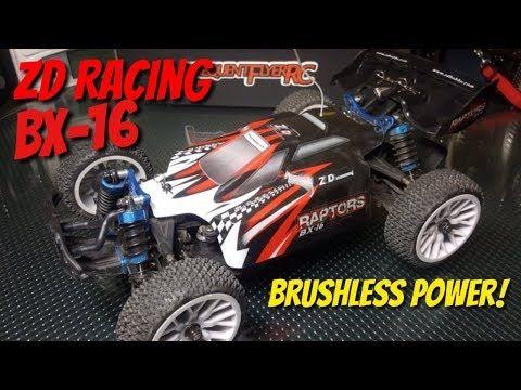 ZD Racing BX-16 Brushless RC Car-RTR