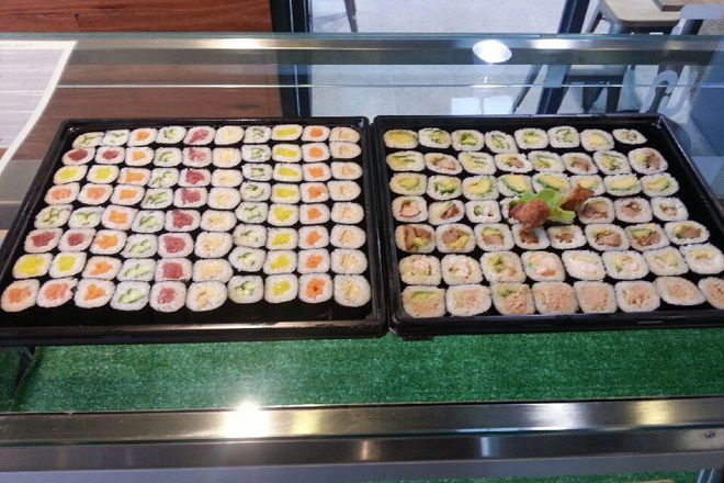 Party Platters from Sushi Sushi