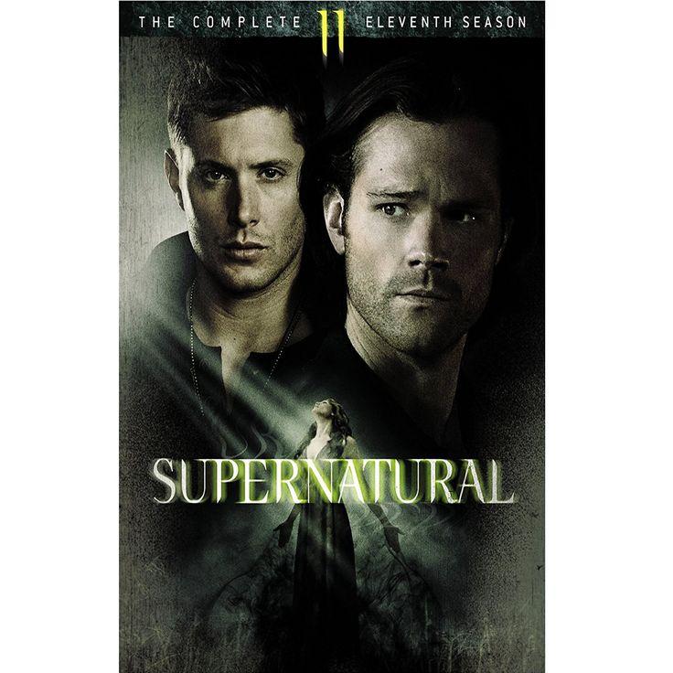 Supernatural Season 11 (DVD)