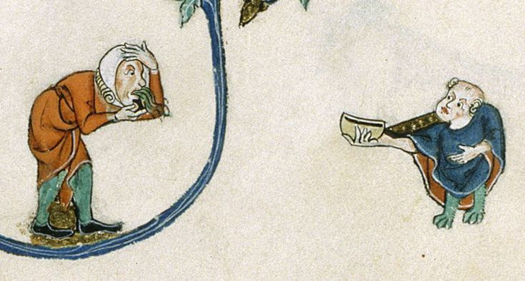 The Gorleston Psalter dates from c. 1310