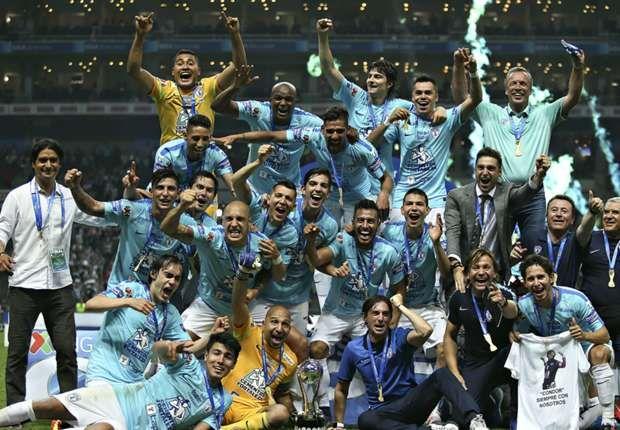 Pachuca wins Liga MX Clausura