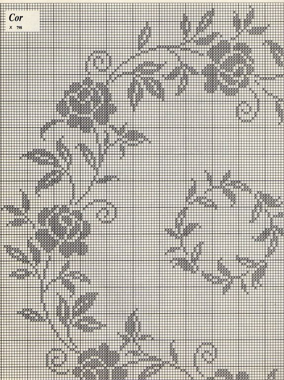 ZWEIGART THE WORLD OF CROSS STITCHING 041