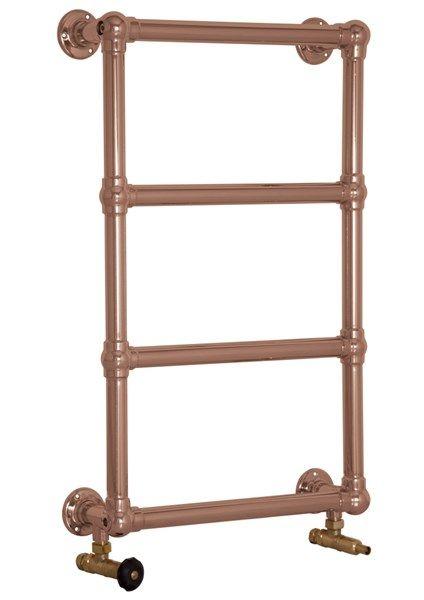 Carron Wall Mounted Bathroom Copper Towel Rail