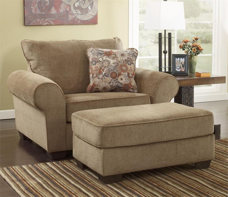 Marvelous Galand Umber Chair And A Half By Ashley Furniture