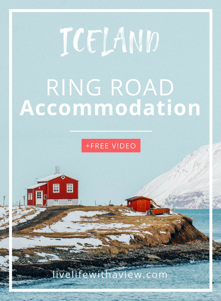 Iceland, accommodation, ring road, travel tips