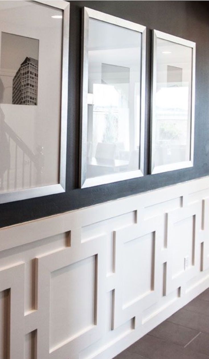 Ideas For Painting Wainscoting Best 25 Painted Wainscoting Ideas Only On Pinterest Wainscoting