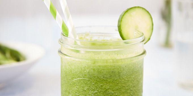 Cucumber Cooler Smoothie