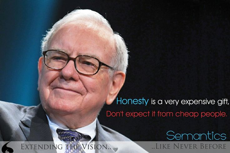 #‎Honesty‬ is a very expensive gift, Don't ‪#‎expect‬ it from cheap people.