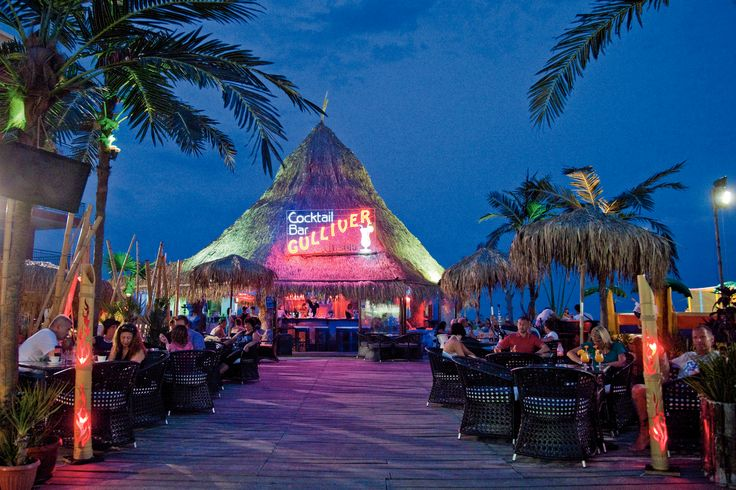 A Cocktail Bar at Sunny Beach, Bulgaria. http://www.thomascook.com/holidays/bulgaria/?utm_medium=soc&utm_source=pinterest&utm_campaign=engage&utm_content=posting