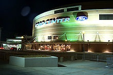 Chesapeake Energy Arena, Oklahoma City, Oklahoma. Home of The Thunder!