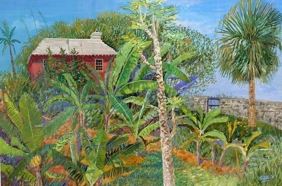 24 Best Images About Bermuda Art On Pinterest