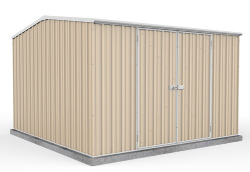 Garden Sheds, Aviaries, Carports, Garages | Absco Sheds » Premier Garden Shed Kit – 3.00mW x 3.00mD x 2.06mH
