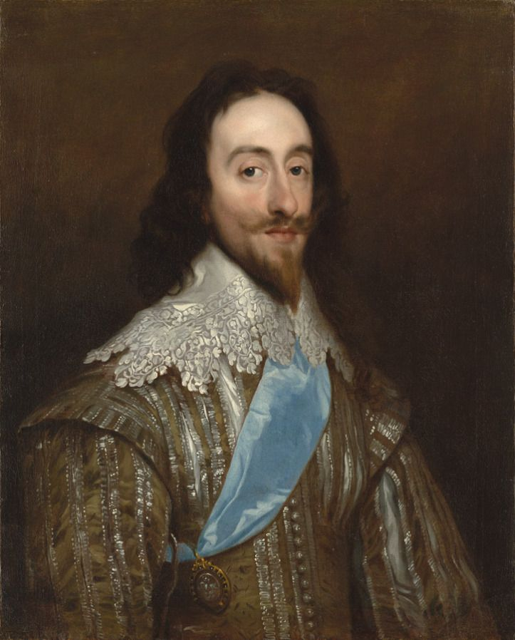 """Interesting facts about King Charles I of England 