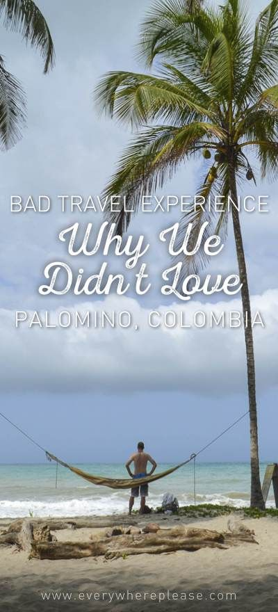 Visiting Palomino, Colombia | Things to do in Palomino, Colombia | Colombia travel | Palomino beach