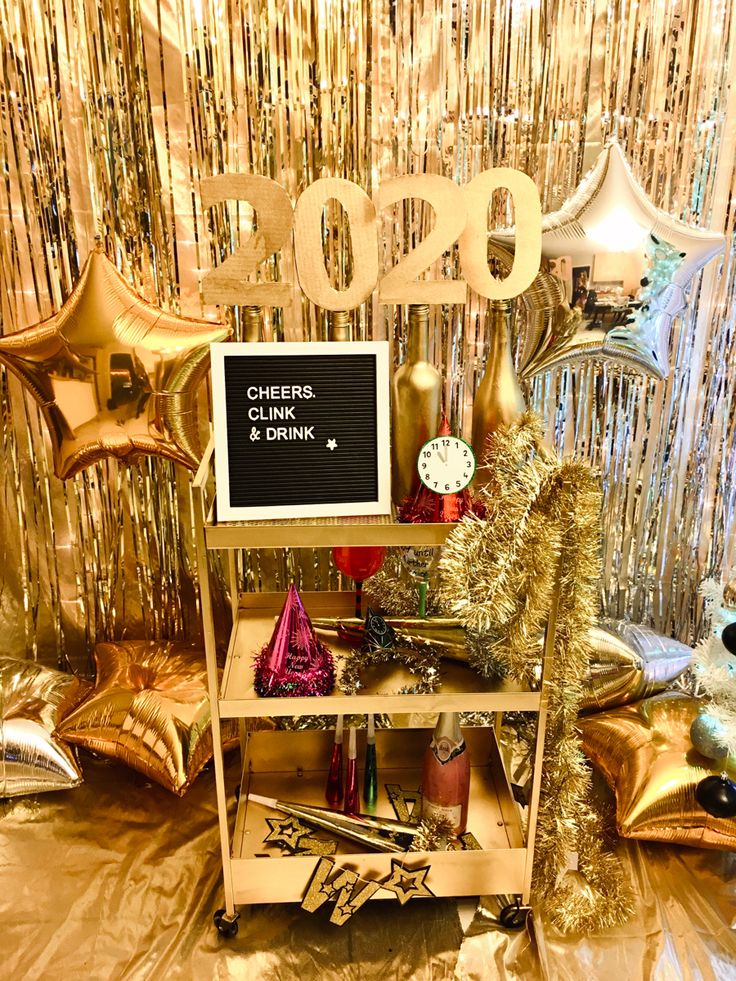 Pin by Shari Martin on New Year 2020 in 2020 Decor, New
