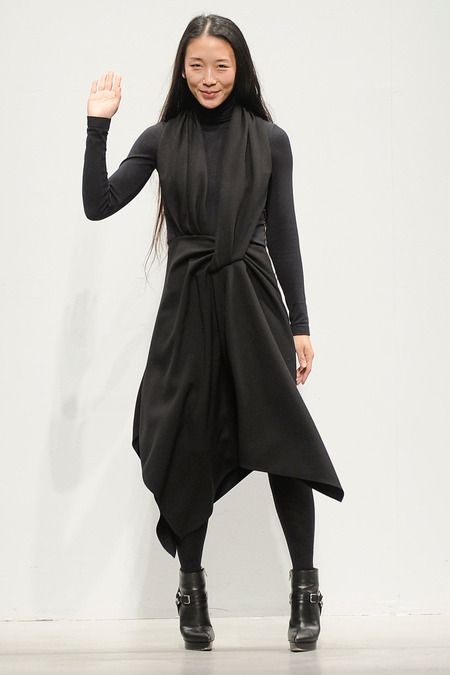 Leonard | Fall 2014 Ready-to-Wear Collection | Style.com #Minimalist #Minimalism #Fashion