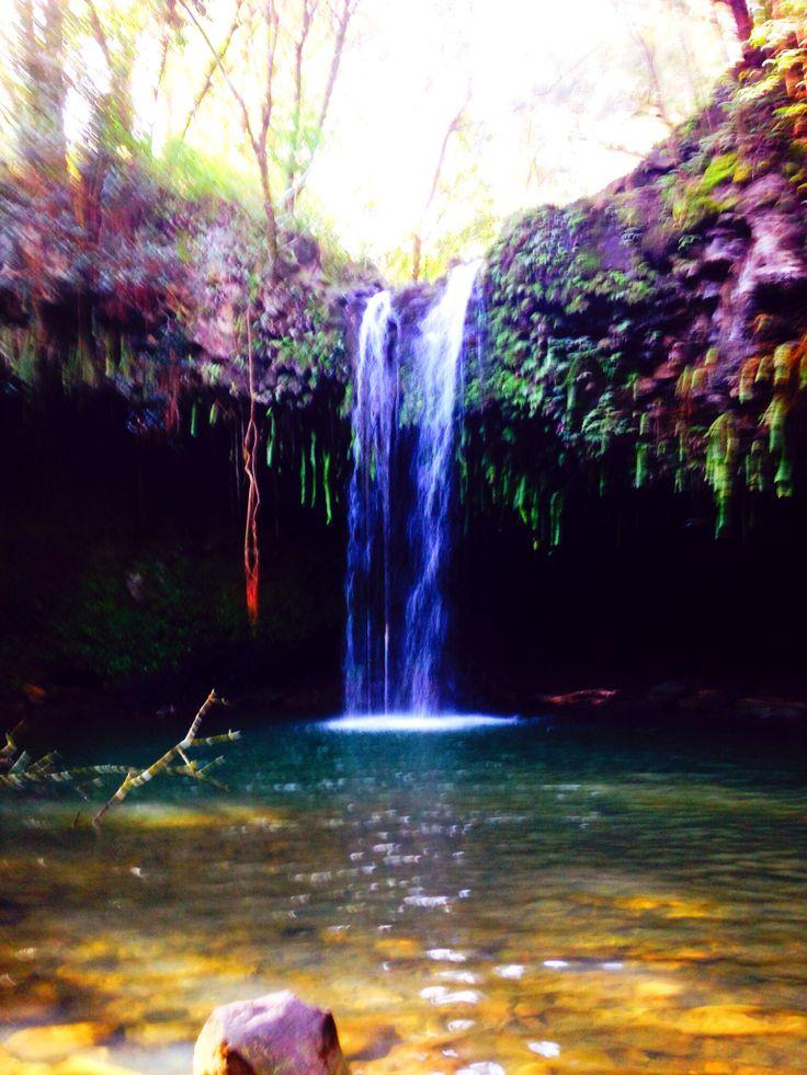 Water fall in Hawaii