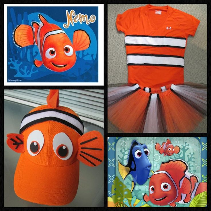 Nemo Costume                                                                                                                                                      More