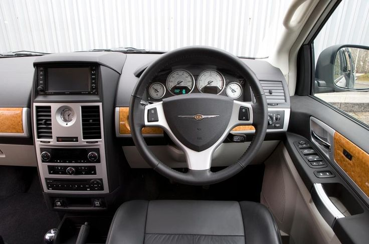 PicsGroup.com / Images: Chrysler voyager interior pictures