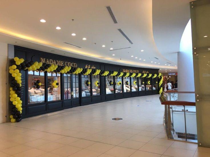 MadameCoco Suudi Arabistan 4.mağazamız Cidde-Red Sea Mall'de 28.04.2017 Cuma günü saat 17:00 de hizmete açılmıştır.