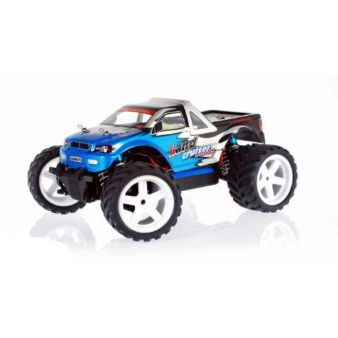 Coche RC MonsterTruck HQ170 Escala 1/18 RTR. PVP - 119€ #RCTecnic #cocherc #juguetes #regalosparaniños #radiocontrol