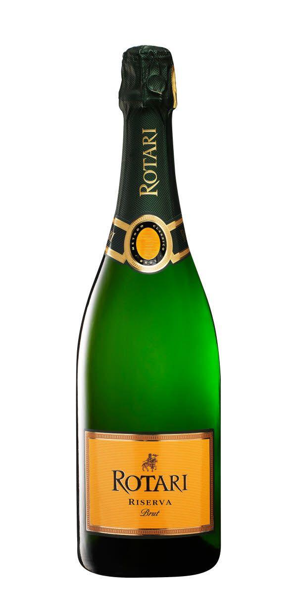 Prisvärt snyggt Italienskt bubbel på Chardonnay i torr matvänlig stil.