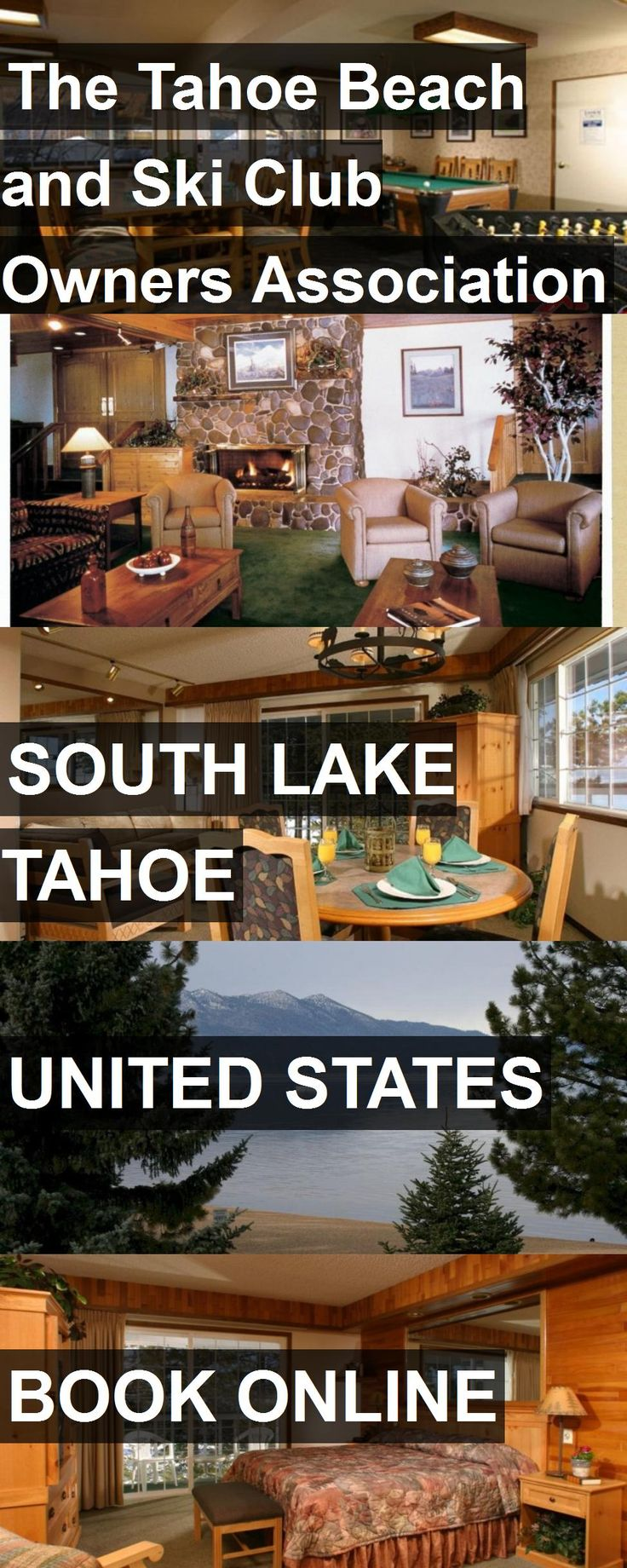 Hotel The Tahoe Beach and Ski Club Owners Association in South Lake Tahoe, United States. For more information, photos, reviews and best prices please follow the link. #UnitedStates #SouthLakeTahoe #TheTahoeBeachandSkiClubOwnersAssociation #hotel #travel #vacation