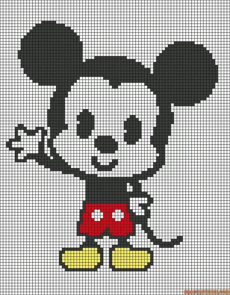 Pin By Aliaa Elna3em On Disney Cross Stitch In 2020 Pixel Art Pattern Disney Cross Stitch Patterns Pixel Art