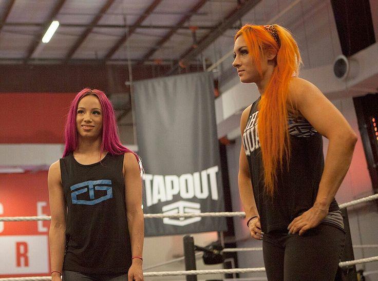 Becky Lynch & Sasha Banks