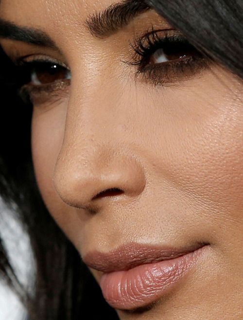 kim kardashian kim kardashian red carpet makeup celeb celebrity celebritycloseup