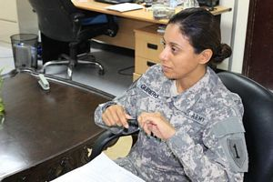 Why I Serve: Soldier's family flees Salvadoran civil war, joins US Army