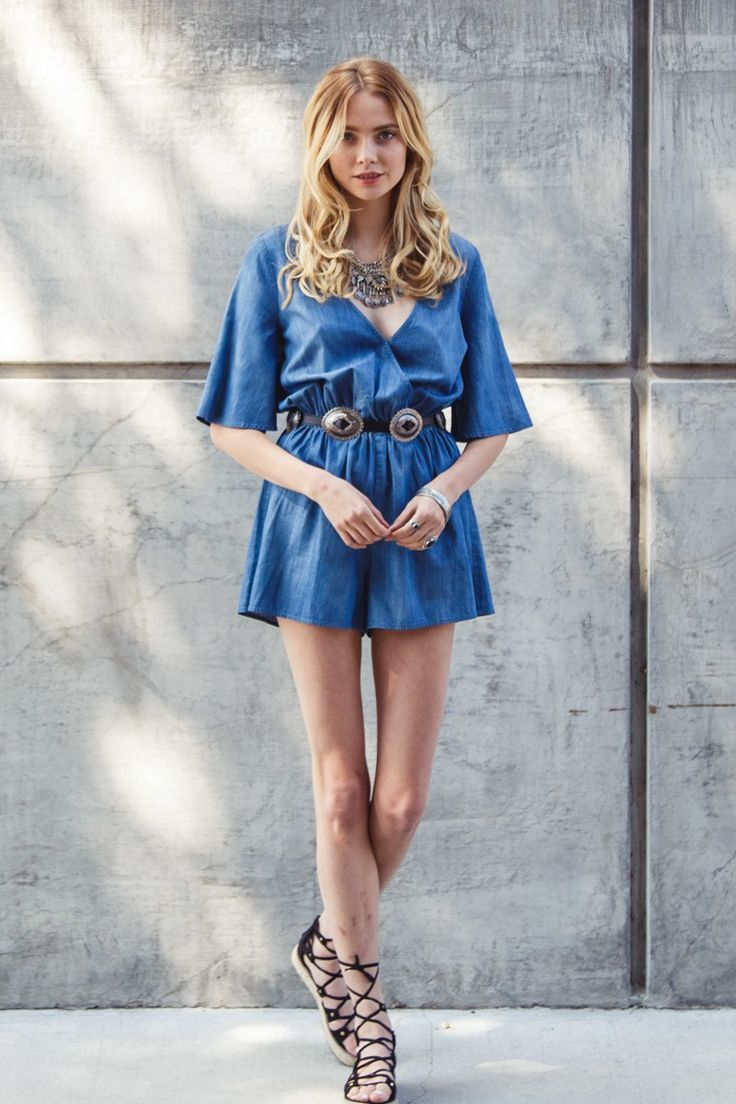 17 best images about denim chambray on pinterest for Lashowroom