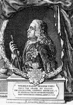 william of orange first parliament