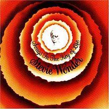 Songs in The Key of Life - Stevie Wonder (1976)