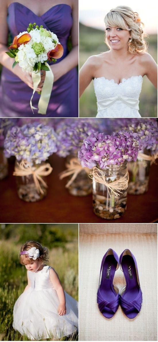 #purple #wedding #idea https://www.facebook.com/DreampurpleUK