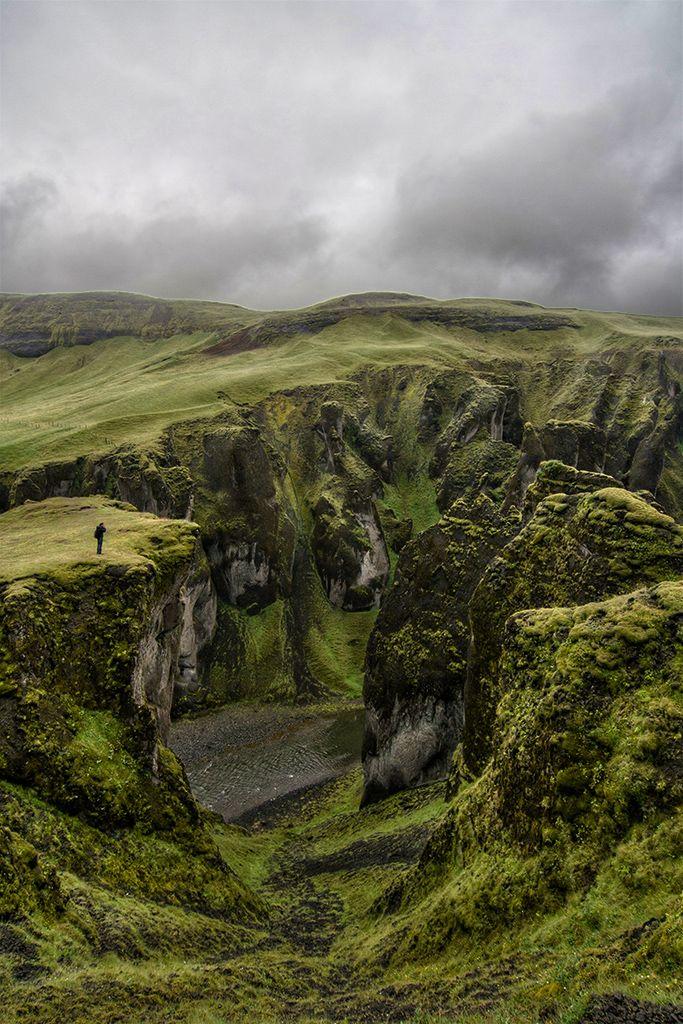Fjaðrárgljúfur Canyon | Iceland