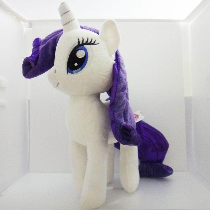 New Nici My Little Pony Rarity 11.8in 30cm Plush Doll 3+ Girls #Nici