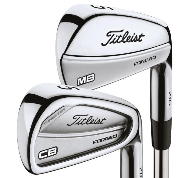 Titleist 716 CB and 716 MB Irons