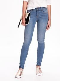 Mid-Rise Rockstar Shaping Jeans for Women