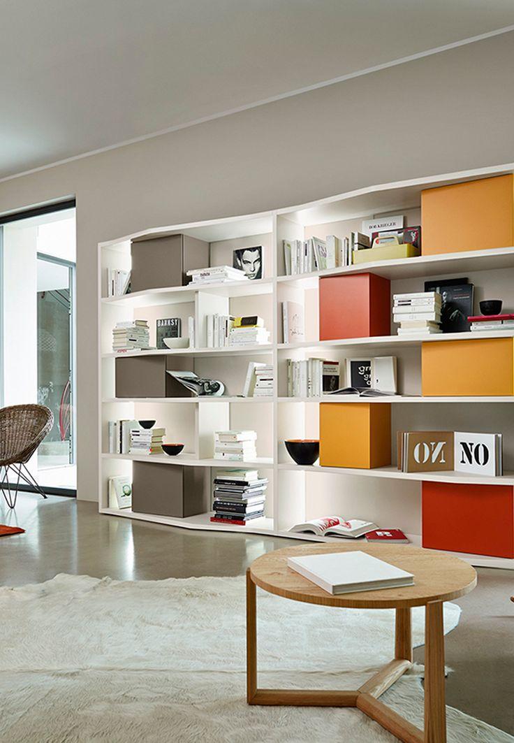 Lampo Bookcase Box Light Design Depot