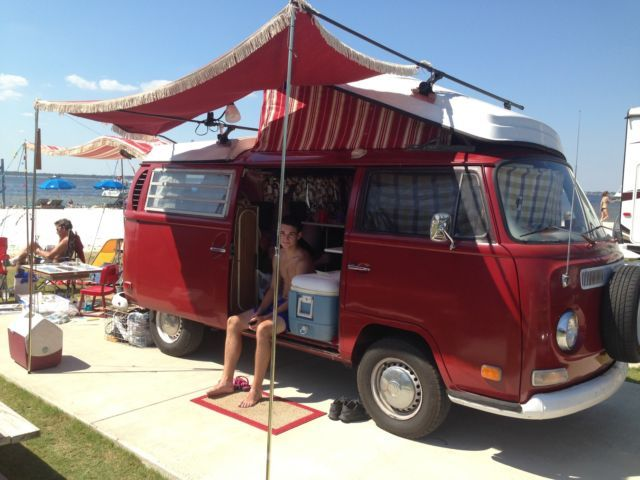 1971 Volkswagen Bus/Vanagon campmobile For Sale Pensacola, Florida ...
