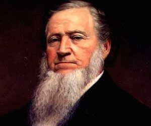Brigham Young FAMOUS AS Territorial Governor, and President of the Church of Jesus Christ of Latter-day Saints NATIONALITY American    Famous American Men RELIGION LDS BORN ON 01 June 1801    Famous 1st June Birthdays ZODIAC SIGN Gemini    Gemini Men BORN IN Whitingham DIED ON 29 August 1877