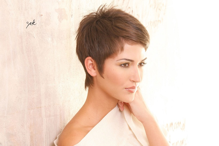 short hairstyles | Over 50 Smart Hairstyles | Pinterest
