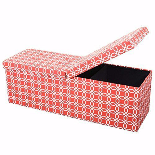 Otto and ben 45in smart lift top ottoman storage bench this mid-century modern, multi-purpose ottoman bench with hidden storage is the perfect accent furniture to delight your home that needs storage as well as decor needs! padded with premium comfort foam, the cushion top makes it super... more details available at https://furniture.bestselleroutlets.com/entryway-furniture/storage-benches/product-review-for-otto-and-ben-45-in-smart-lift-top-upholstered-ottoman-storage-bench-