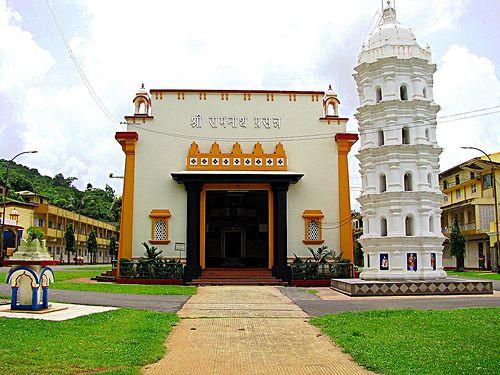 Ramnathi Devasthan, Konkani temple