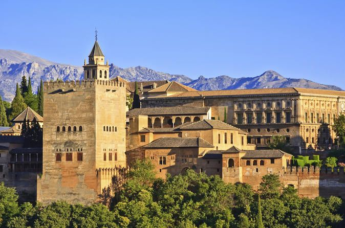 6-Night Small-Group Spain Tour from Barcelona: Madrid, Toledo, Cordoba, Seville and Granada Visit the history-rich Spanish cities of Madrid, Cordoba, Seville, Granada and Toledo on a 6-night small-group tour! Starting in Barcelona and finishing in Madrid, the exciting small-group package introduces you to UNESCO World Heritage sites and iconic attractions with a mix of sightseeing tours and free time. Discover the Alhambra, Cordoba's famous Mezquita (cathedral mosque) and reli...