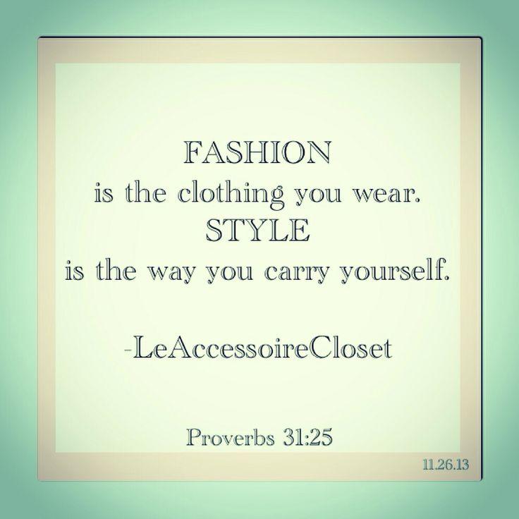Fashion Style True Beauty Women Dignity Strength