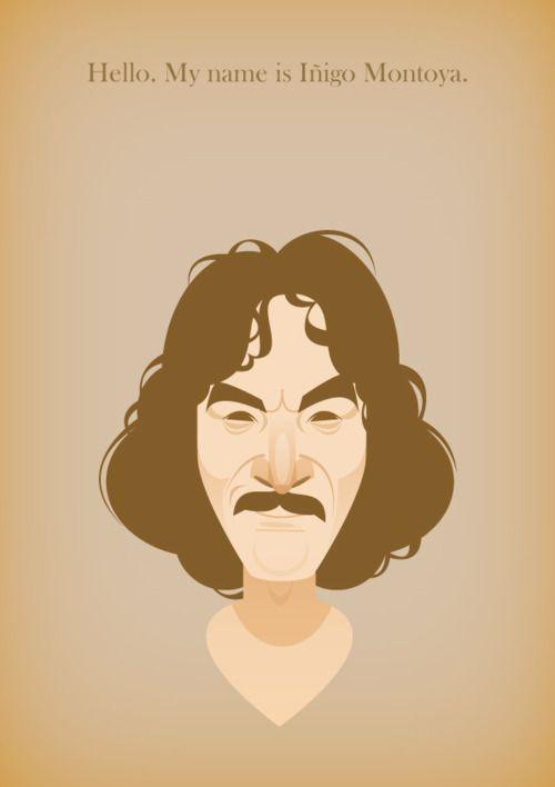 Princess Bride  Stanley Chow Illustration