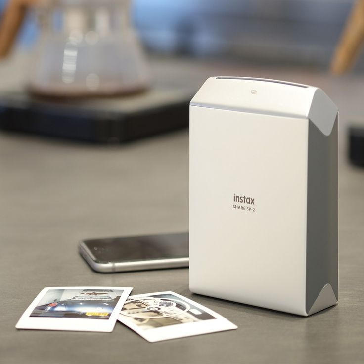 Fujifilm Instax Fotodrucker für Smartphones