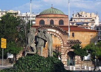 Agia Sophia Church - Thessaloniki, Greece